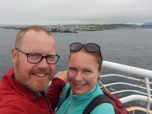 Port-aux-Basques  - vanaf de ferry - 2