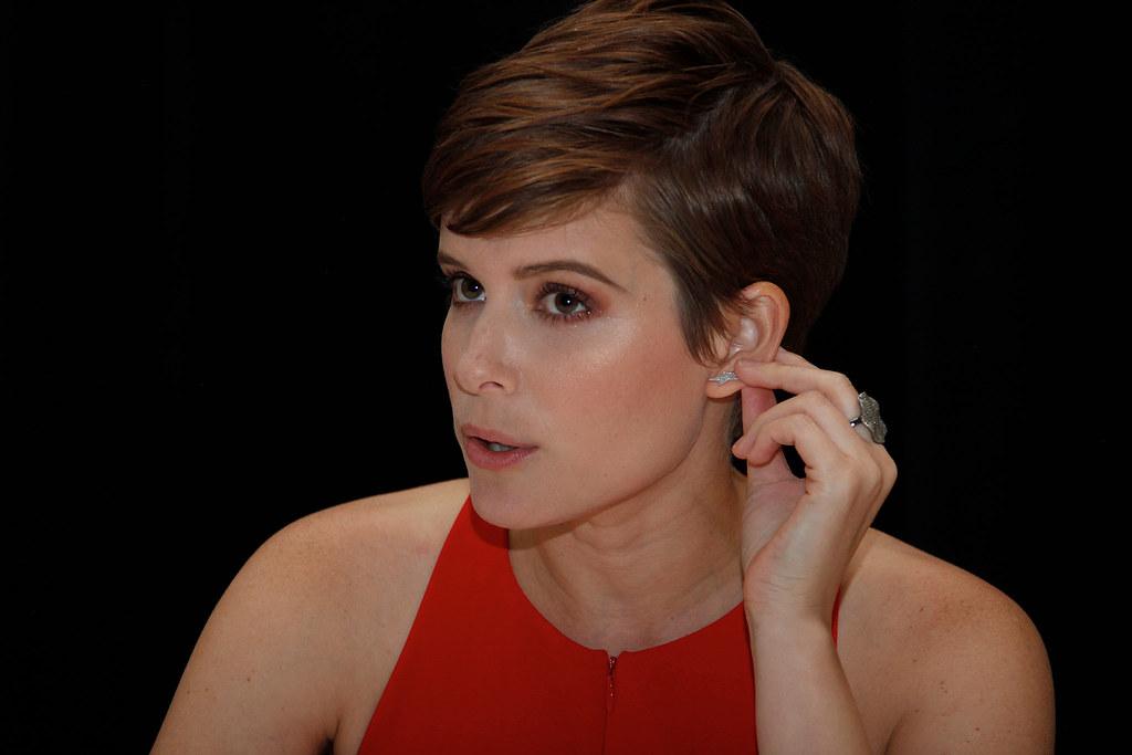 Кейт Мара — Пресс-конференция «Марсианин» на «TIFF» 2015 – 2