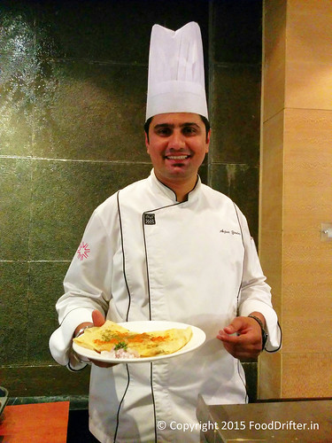 Chef Arjun Yadav