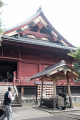Kiyomizu Kannon Temple