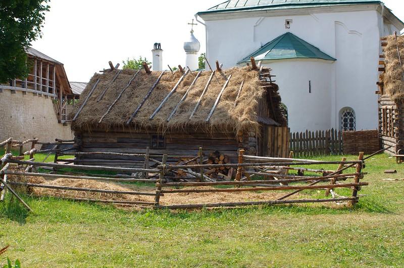 Изборск, Россия, Изборская крепость
