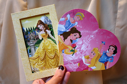 Princess postcards