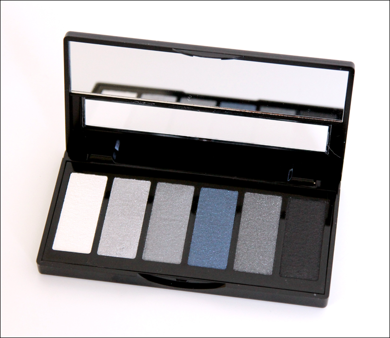 IsaDora Grey temptation eye color bar