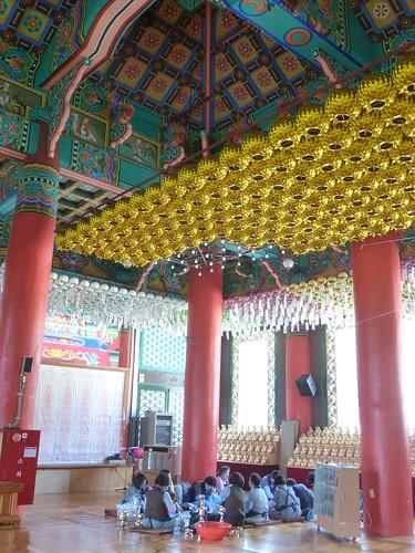 Co-Daegu-Parc Palgongsan-Temple Donghwasan (16)