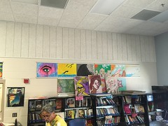Freedom School 2015 - Student Art