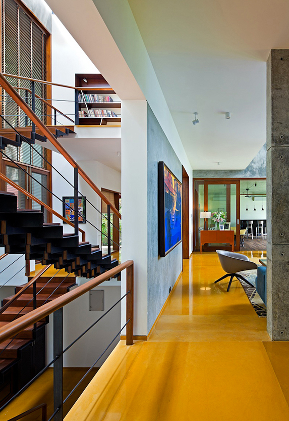 Home by Khosla Associates