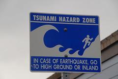 001 Waarschuwing Tsunami