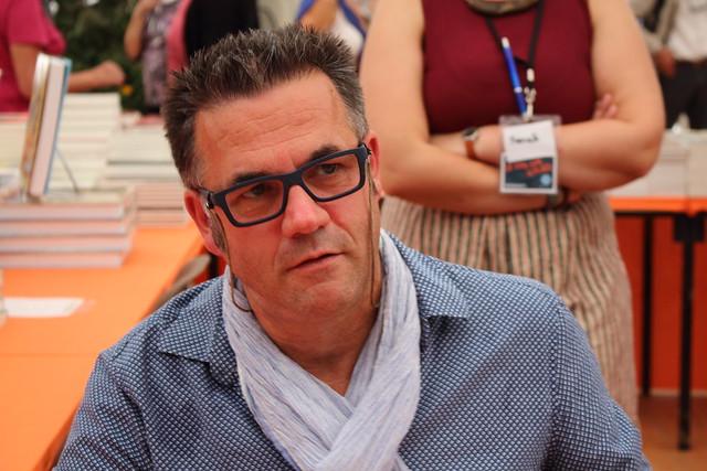 Jean-Paul Didierlaurent - Livre sur la Place de Nancy