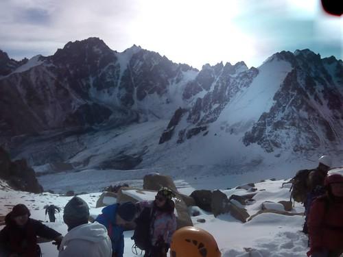 Альпиниада на пик Молодежный (4147 м) (20)