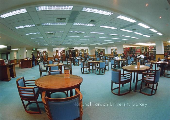 NTU Library - Image Credit:張進翁