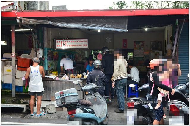 頭城美食-市場旁無名早點店-韭菜盒手工蛋餅012-DSC_3366