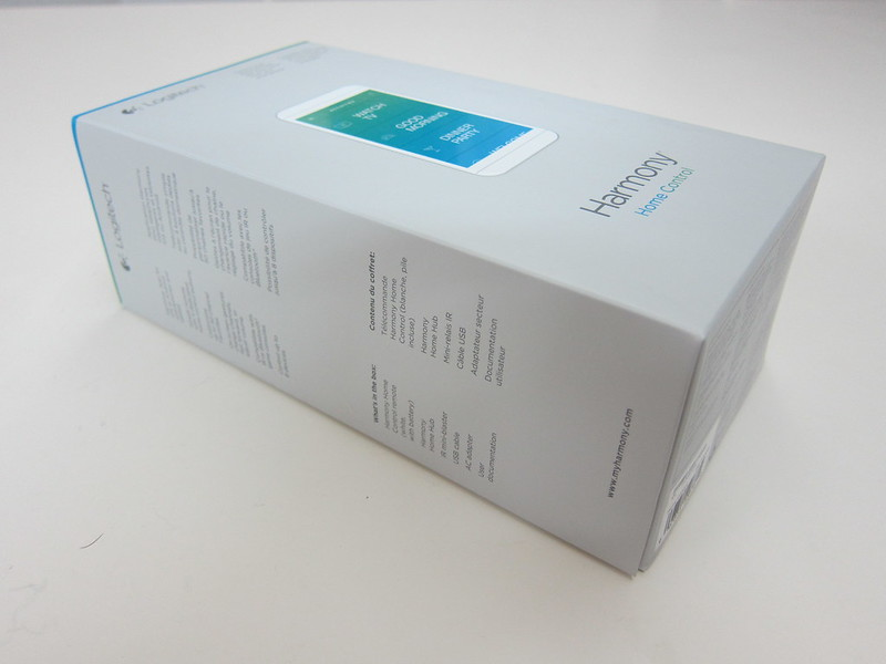 Logitech Harmony Home Control - Box