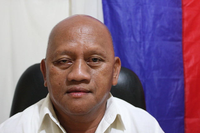 Pastrana Mayor Ernesto N. Martillo