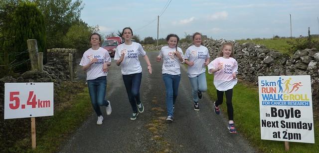 Launch 2015( run walk and roll)