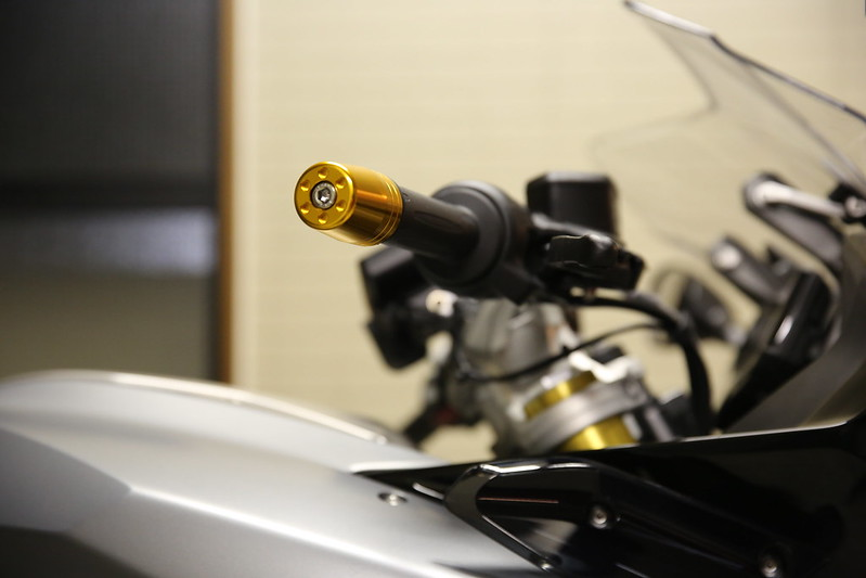 BMW R1200RS Bar End
