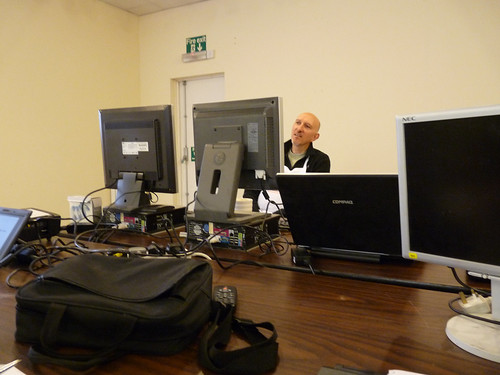 computer workshop