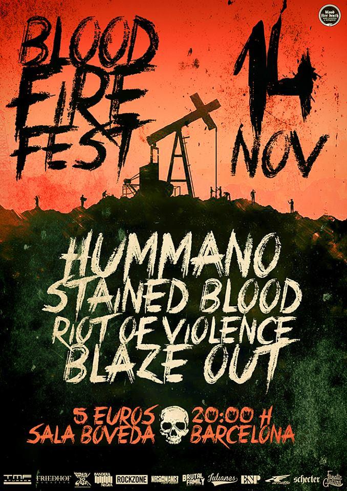 blood fire fest