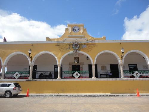 Palacio Municipal de Izamal, Yucatan