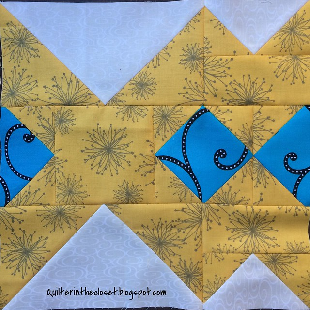 Alpine block for Janice