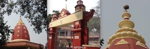 नई दिल्ली कालीबाड़ी (Bengali: নতুন দিল্লী কালীবাড়ি, New Delhi Kalibari) the center for Bengali culture in New Delhi, A most oldest Maa Kali temple in Delhi-NCR.
