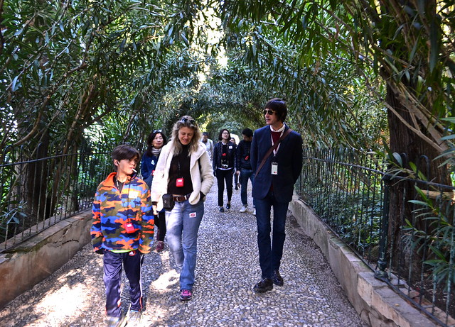 Granada Alhambra Palace - Tour Guide