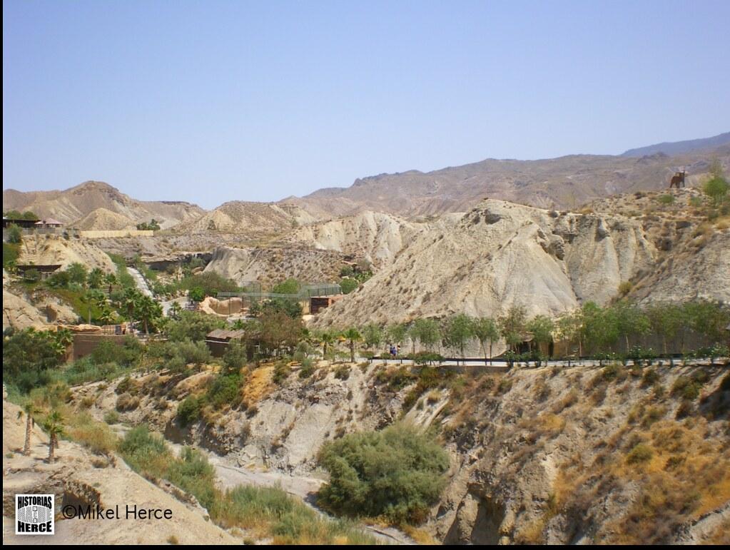 Pueblo western - Almeria