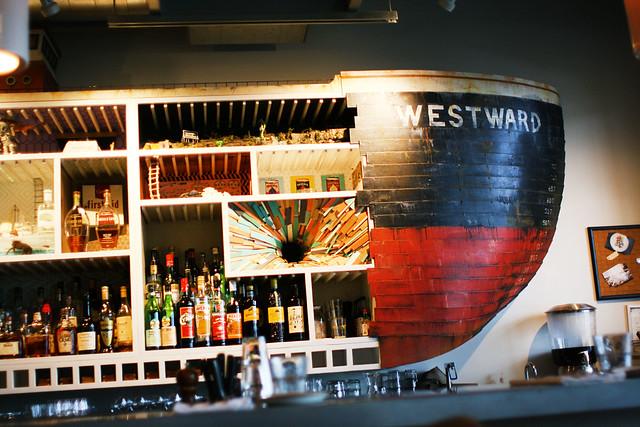 Westward Brunch in Seattle