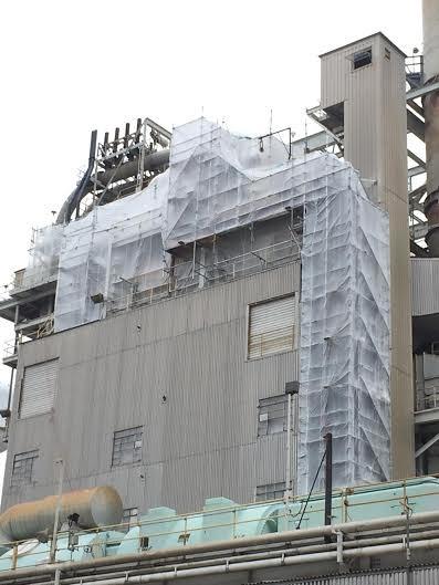 Pine Valley Power Plant Asbestos Abatement