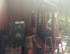 r.e. ~ posted a photo:Gorgeous bake shop! Best bread! I highly recommend you to visit this bake shop in Ojai, and if you do visit, make sure to preorder your bread and pastries. Kate's bake shop is only open on Sundays, 12noon to 1pm. On my first trip there, I arrived at 12:05pm and everything was sold out. On my second visit, I preordered online, and then I knew why everything sells out right away. Amazing bread, amazing pastries! This might be one of the best bread and pastries I've ever had. Olive bread, cinnamon twist bread, morning buns, and more ...quite amazing! And the setting of this awesome bakeshop, breathless beauty. www.instagram.com/katesbread/www.katesbread.com/