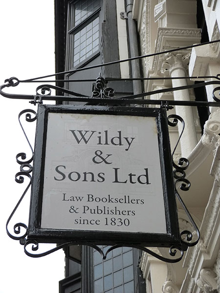 wildy and sons