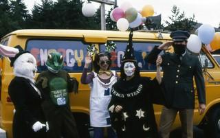 City Light Zoo at Wallingford Kiddie Parade, 1983