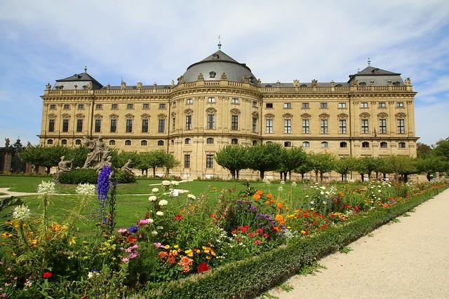 Würzburg residence, Unesco world heritage