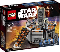 LEGO Star Wars 75137 - Carbon-Freezing Chamber