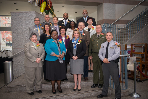 2015 Governor's Awards for Excellence Ceremony