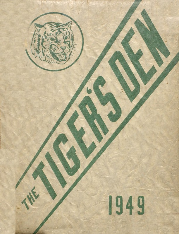 1949 Greenup County Yearbook