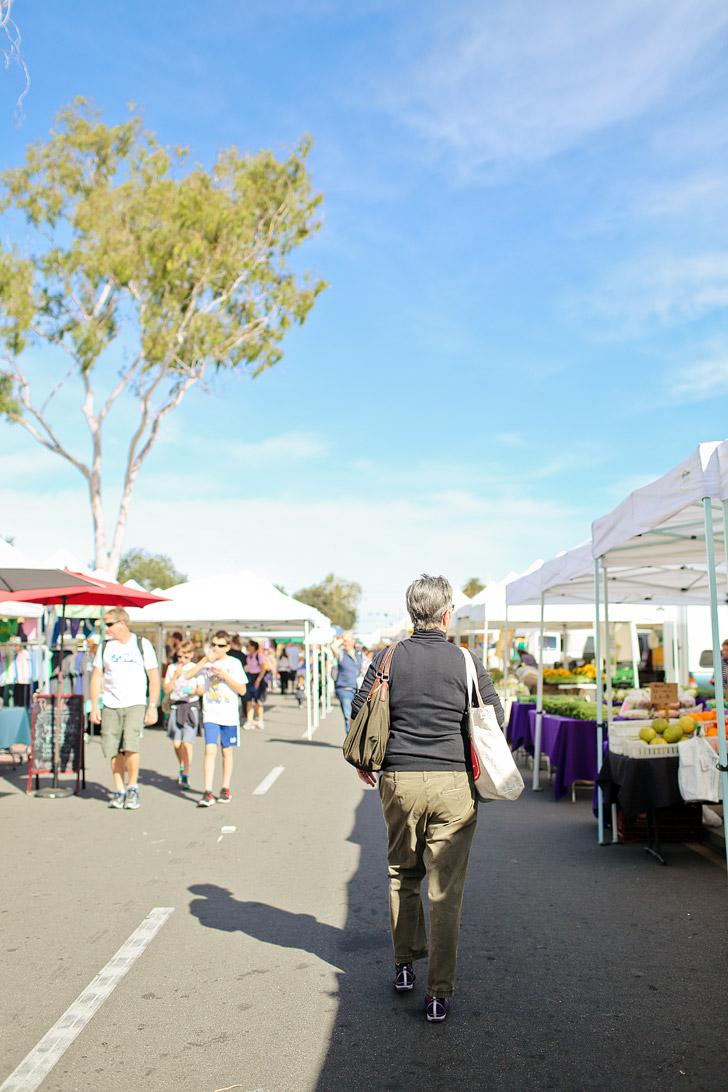 Hillcrest Farmers Market San Diego.