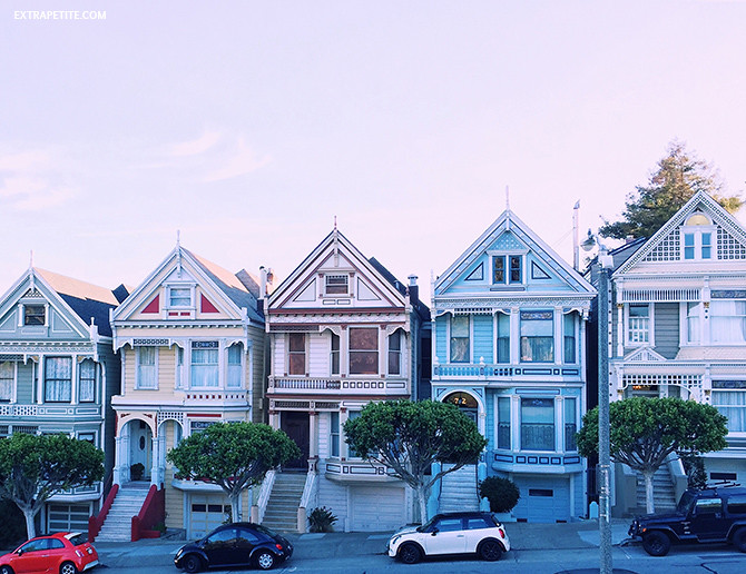 san francisco painted ladies full house