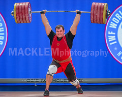 Super heavy weight category 105+kg 2015 Worlds