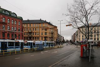 Oslo: Majorstuen