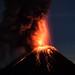 Mexico's Colima volcano's eruption por Christian Villicaña (Fotografía)