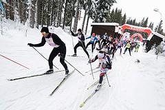 Kašperská 30 nabídne krásy NP Šumava i bývalý skokanský můstek