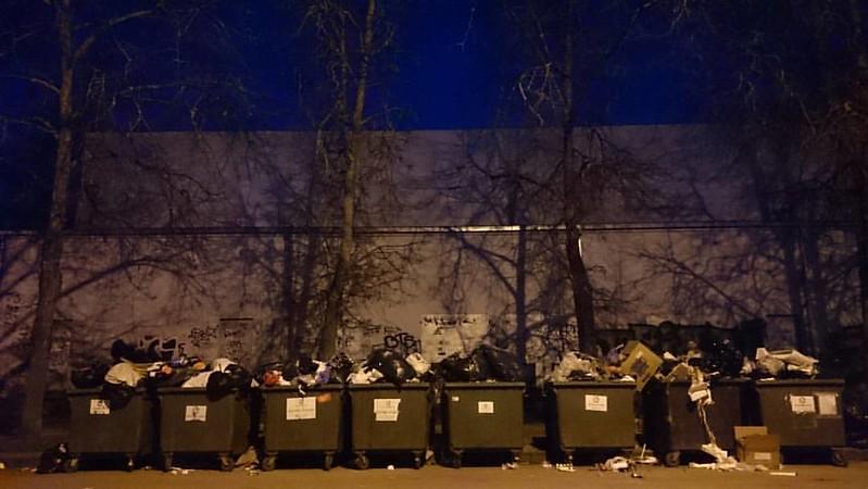 Sinking slowly   #documentary #photography #urbanphoto #urbanphotography #nightscene #nightphotography #nightphoto #rubish #trash #urbandecay #litter #human #humandecay #eugenijusbarzdzius #eugenijusb #vilniuscity #vilnius #naujamiestis #lietuva #lit