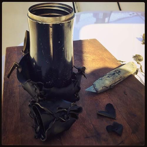 084/365 • Smalls have been making with kelp • . #ontheblog #strahan #pilotbay #smalls #making #kelp #exploring #westcoast #abcmyphoto #tasmania #discovertasmania #tassiestyle #bellalunaboat #Autumn2017 #cruising