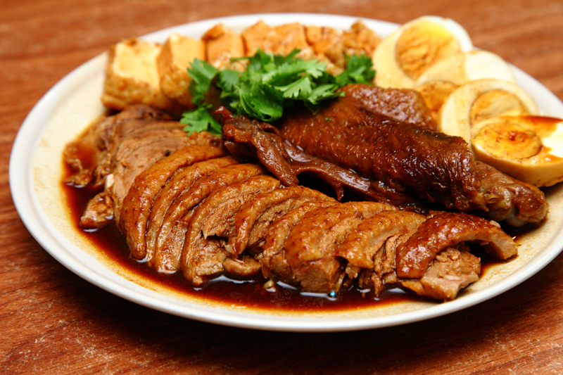 Teowchew-Braised-Duck
