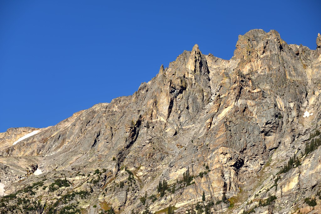 Jagged Spires (Rocky Mountain National Park)