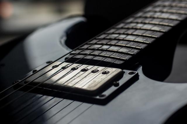 Photo:Guitar #1 By Joe Le Merou