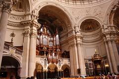 27. Juli 2015 - 11:52 - Die Orgel im Berliner DOM