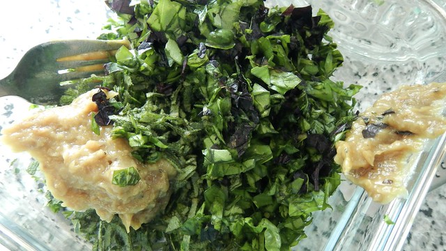 Garlic Herb Dip 2