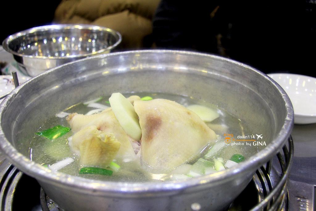 【東大門美食】陳玉華一隻雞,就是要喝這個熱湯! 附交通方式 @GINA環球旅行生活 不會韓文也可以去韓國 🇹🇼