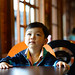 阿鴻兩歲九個月 my son Rainy 2 years 9 month  in 虎尾驛  DSC_7723 by Ming - chun ( very busy )